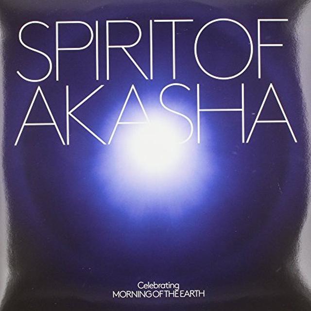 Spirit Of Akasha / O.S.T. (Aus) SPIRIT OF AKASHA / O.S.T. Vinyl Record - Australia Import