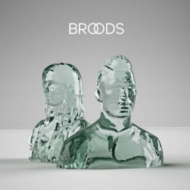 BROODS EP Vinyl Record - UK Release