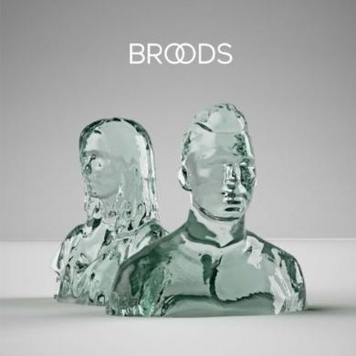 BROODS EP Vinyl Record - UK Release