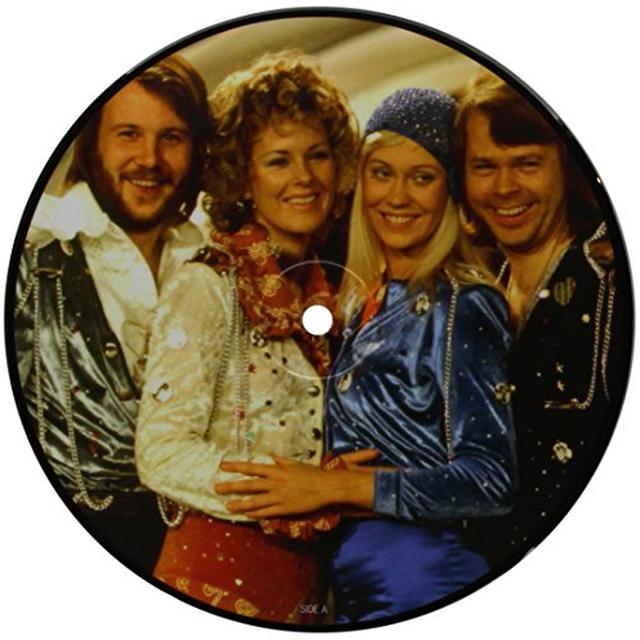 Abba WATERLOO Vinyl Record - Holland Release