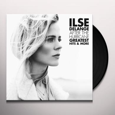Ilse Delange AFTER THE HURRICANE & MORE Vinyl Record - Holland Import