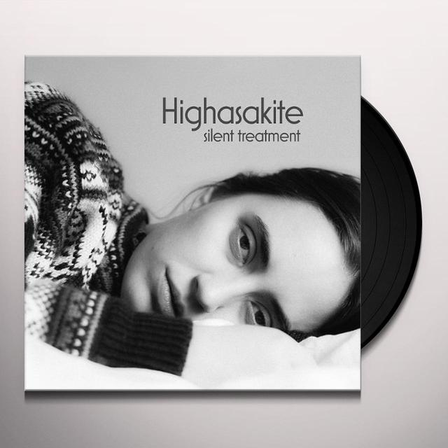Highasakite SILENT TREATMENT Vinyl Record - UK Import