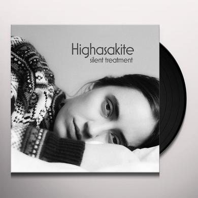 Highasakite SILENT TREATMENT Vinyl Record - UK Import