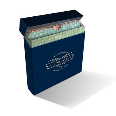 "Mumford & Sons ""Babel - The Single Collection"" Limited Edition Box Set (Vinyl)"