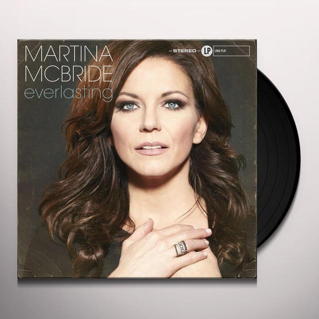 Martina Mcbride EVERLASTING Vinyl Record