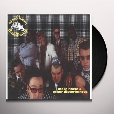 Mighty Mighty Bosstones MORE NOISE & OTHER DISTURBANCES Vinyl Record