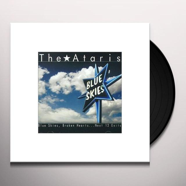 Ataris BLUE SKIES BROKEN HEARTS: NEST 12 EXITS Vinyl Record