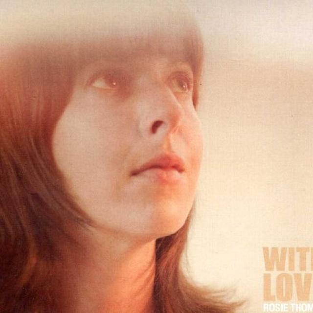 Rosie Thomas WITH LOVE Vinyl Record