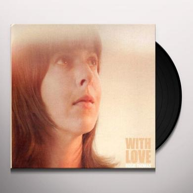 Rosie Thomas WITH LOVE Vinyl Record