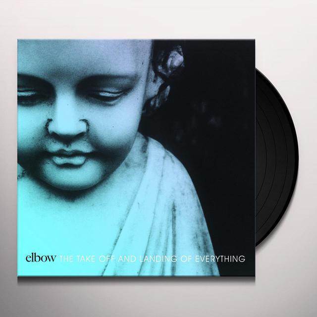 Elbow TAKE OFF & LANDING OF EVERYTHING Vinyl Record