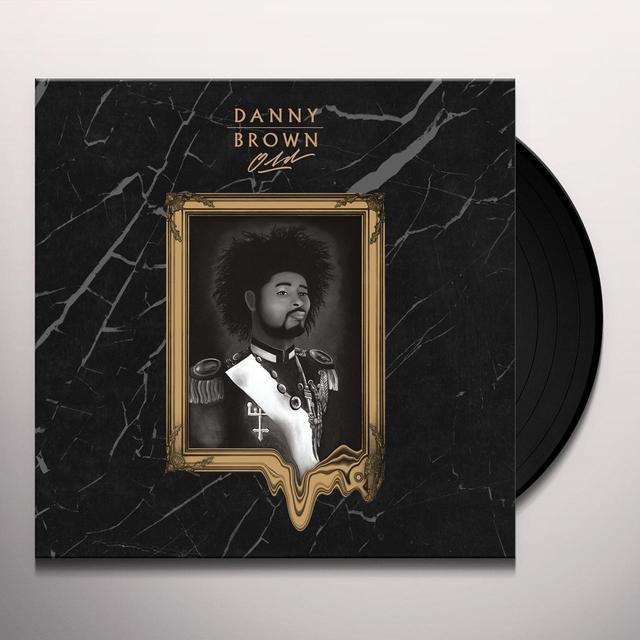Danny Brown OLD Vinyl Record - Gatefold Sleeve
