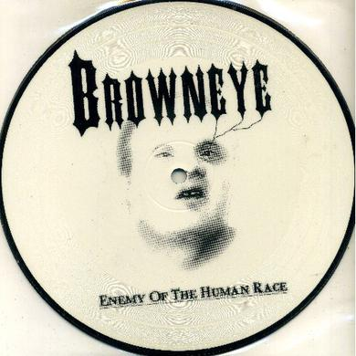 Brown Eye / Satan'S Bake Sale ENEMY OF THE HUMAN RACE / PHONE Vinyl Record