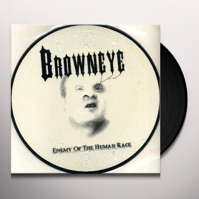 Brown Eye / Satan'S Bake Sale ENEMY OF THE HUMAN RACE / PHONE Vinyl Record