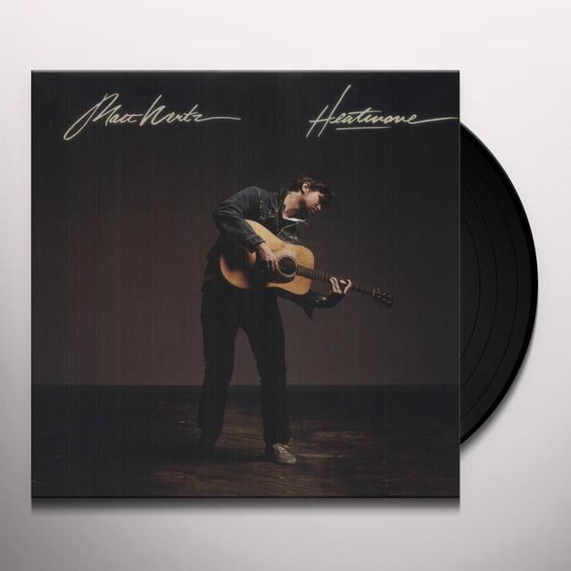 Matt Wertz HEATWAVE Vinyl Record