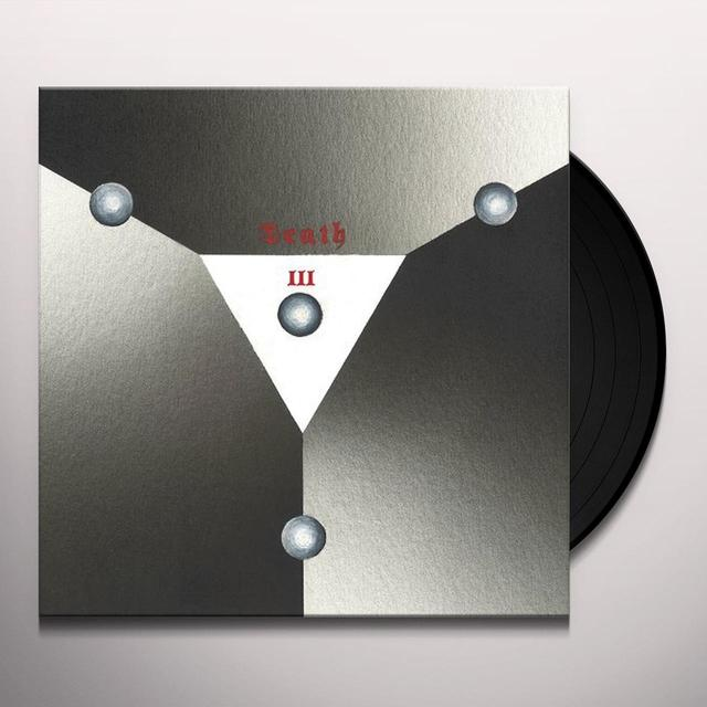 Death III Vinyl Record