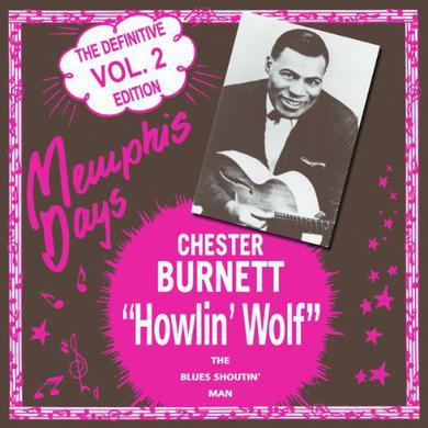 Howlin Wolf MEMPHIS DAYS: DEFINITIVE EDITION 2 Vinyl Record