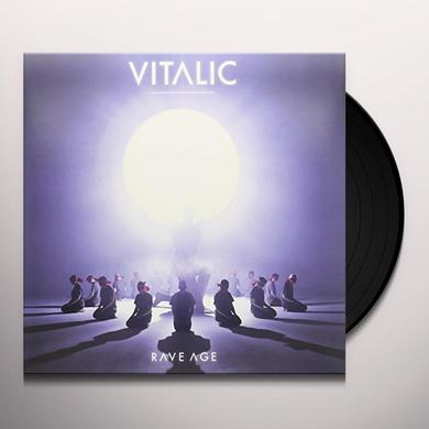 Vitalic RAVE AGE Vinyl Record