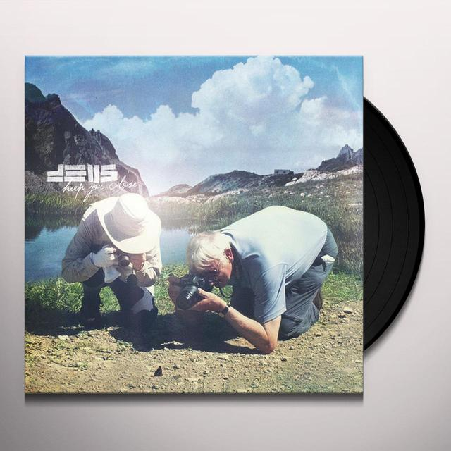 Deus KEEP YOU CLOSE Vinyl Record