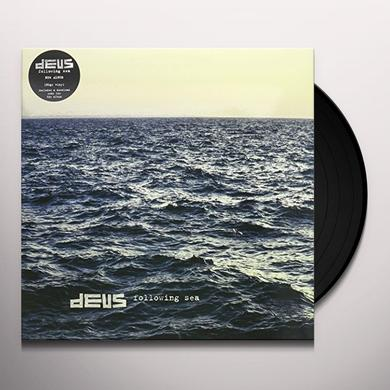 Deus FOLLOWING SEA Vinyl Record