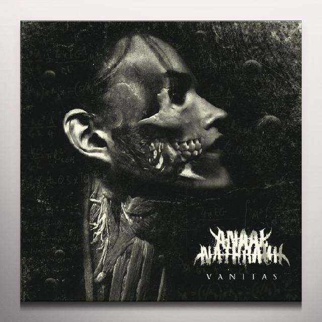 Anaal Nathrakh VANITAS Vinyl Record - Colored Vinyl, Limited Edition, 180 Gram Pressing