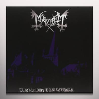 Mayhem DE MYSTERIES DOM SATHANS Vinyl Record - Colored Vinyl, Limited Edition