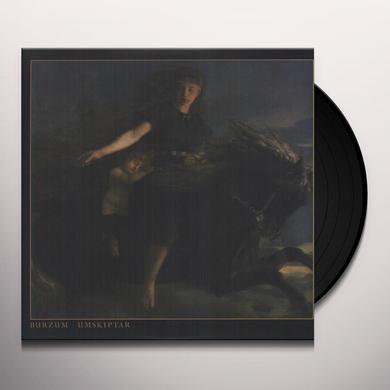 Burzum UMSKIPTAR Vinyl Record