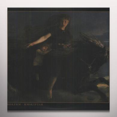 Burzum UMSKIPTAR Vinyl Record - Colored Vinyl, Limited Edition