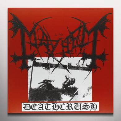 Mayhem DEATHCRUSH Vinyl Record - Colored Vinyl, Limited Edition, 180 Gram Pressing