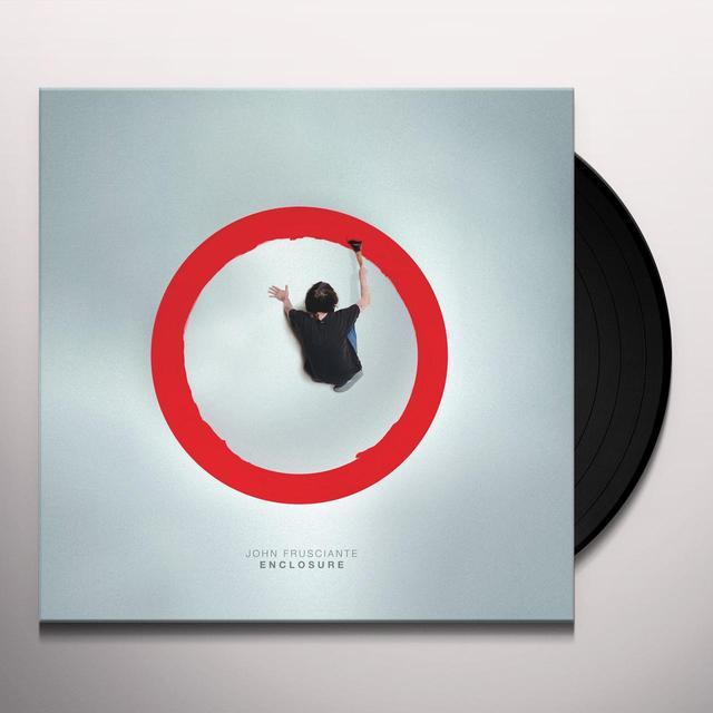 John Frusciante ENCLOSURE Vinyl Record - Digital Download Included, 180 Gram Pressing