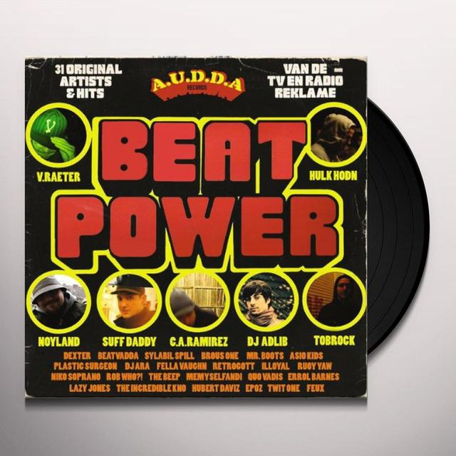 BEAT POWER / VARIOUS Vinyl Record