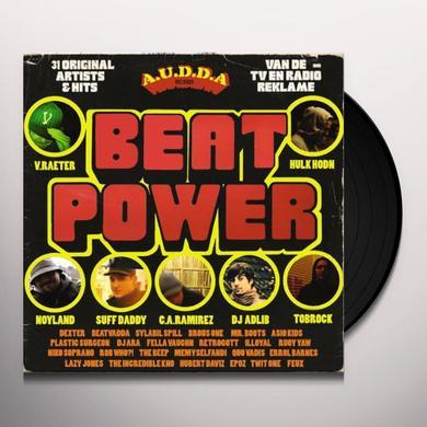 BEAT POWER / VARIOUS Vinyl Record