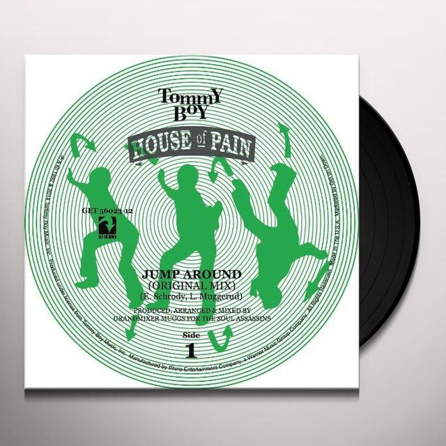 House Of Pain JUMP AROUND Vinyl Record