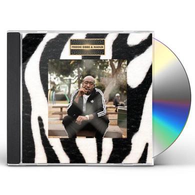 Freddie Gibbs & Madlib PINATA CD