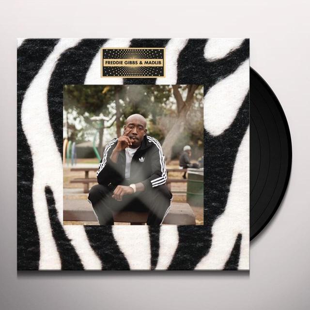 Freddie Gibbs & Madlib PINATA Vinyl Record