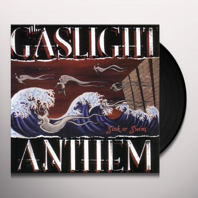 The Gaslight Anthem SINK OR SWIM Vinyl Record