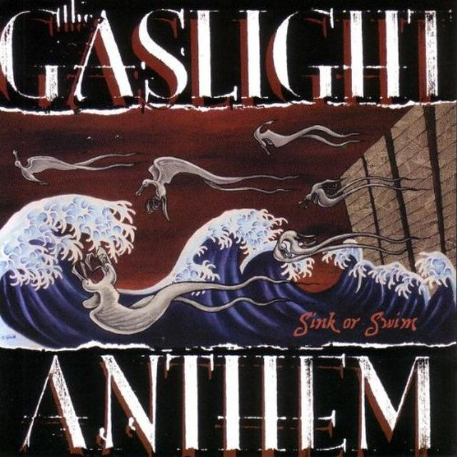 The Gaslight Anthem SINK OR SWIM (GER) Vinyl Record