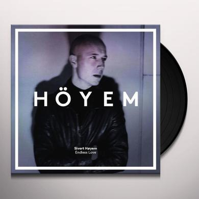 Sivert Hoyem ENDLESS LOVE Vinyl Record - Holland Import