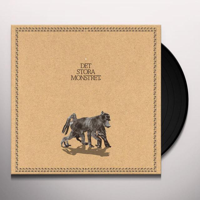 DET STORA MONSTRET Vinyl Record