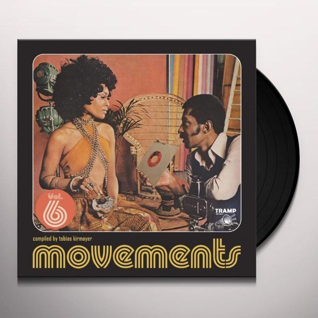 Movements 6 / Various (Uk) MOVEMENTS 6 / VARIOUS Vinyl Record