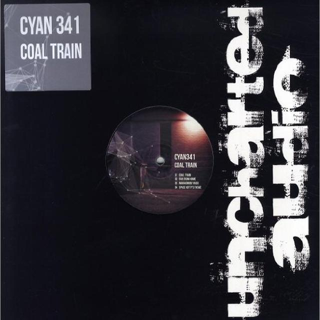 Cyan341 COAL TRAIN Vinyl Record - UK Release