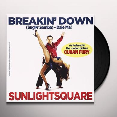 Sunlightsquare BREAKIN' DOWN (FROM THE FILM CUBAN FURY) Vinyl Record - UK Import