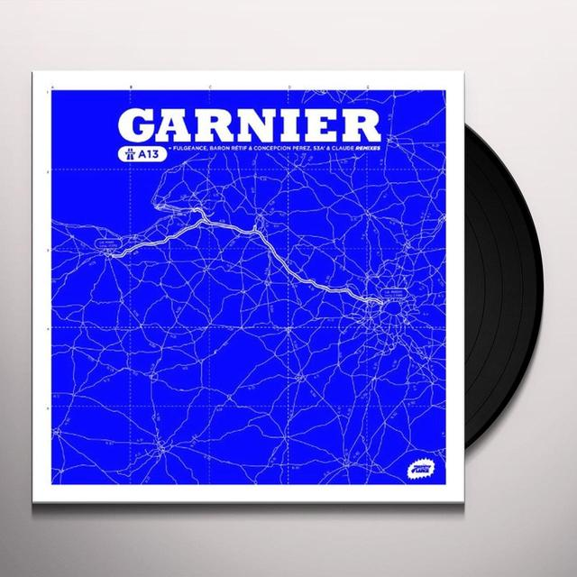 Laurent Garnier A13 Vinyl Record - UK Release