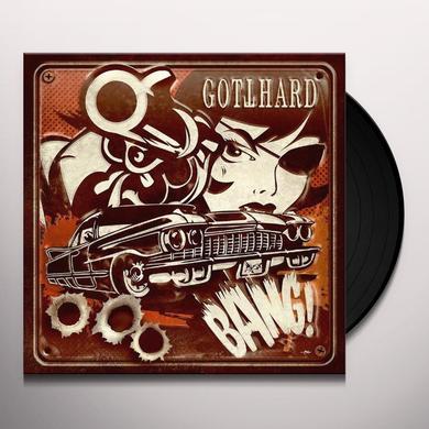 Gotthard BANG! Vinyl Record - UK Import