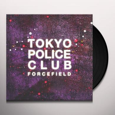 Tokyo Police Club FORCEFIELD Vinyl Record - UK Import