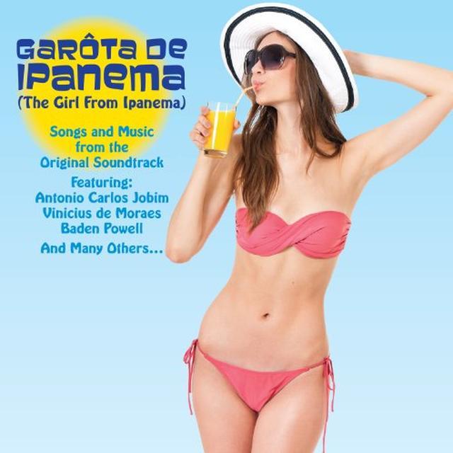 LA GAROTA DE IPANEMA(THE GIRL FROM IPANEMA) / VARI Vinyl Record