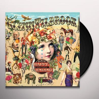 Glenn Tilbrook HAPPY ENDING Vinyl Record