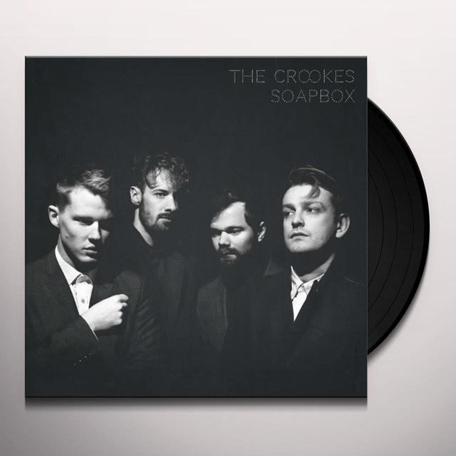 The Crookes SOAPBOX Vinyl Record - UK Import