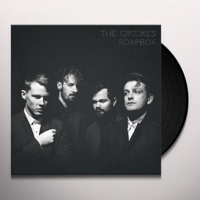 The Crookes SOAPBOX Vinyl Record