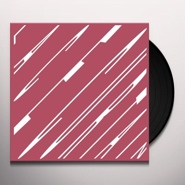Lace Curtain 3RD EP Vinyl Record - UK Release
