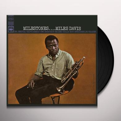 Miles Davis MILESTONES = STEREO = Vinyl Record - Holland Import